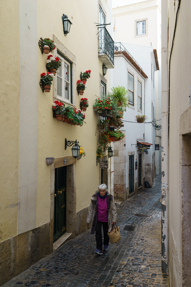 Old Alfama Quarter