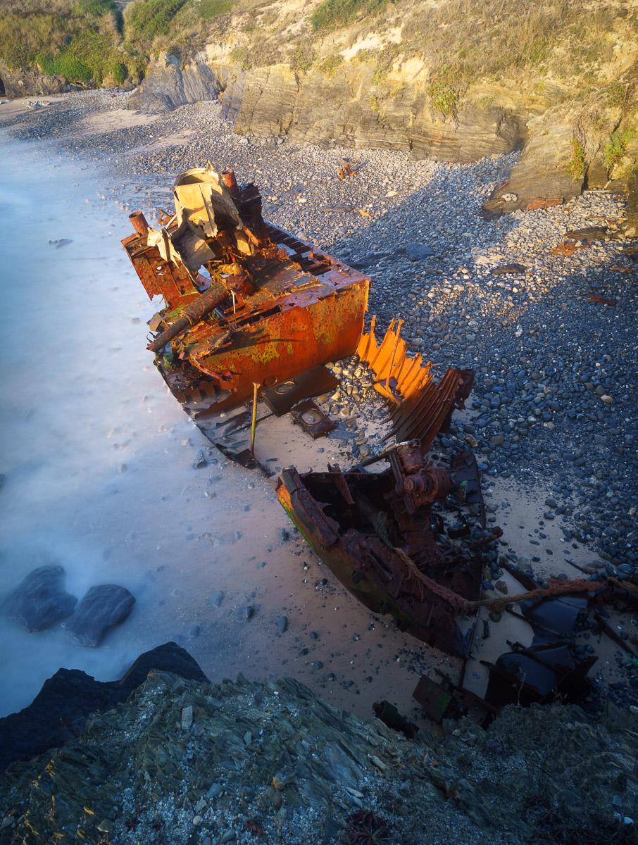 Shipwreck #1