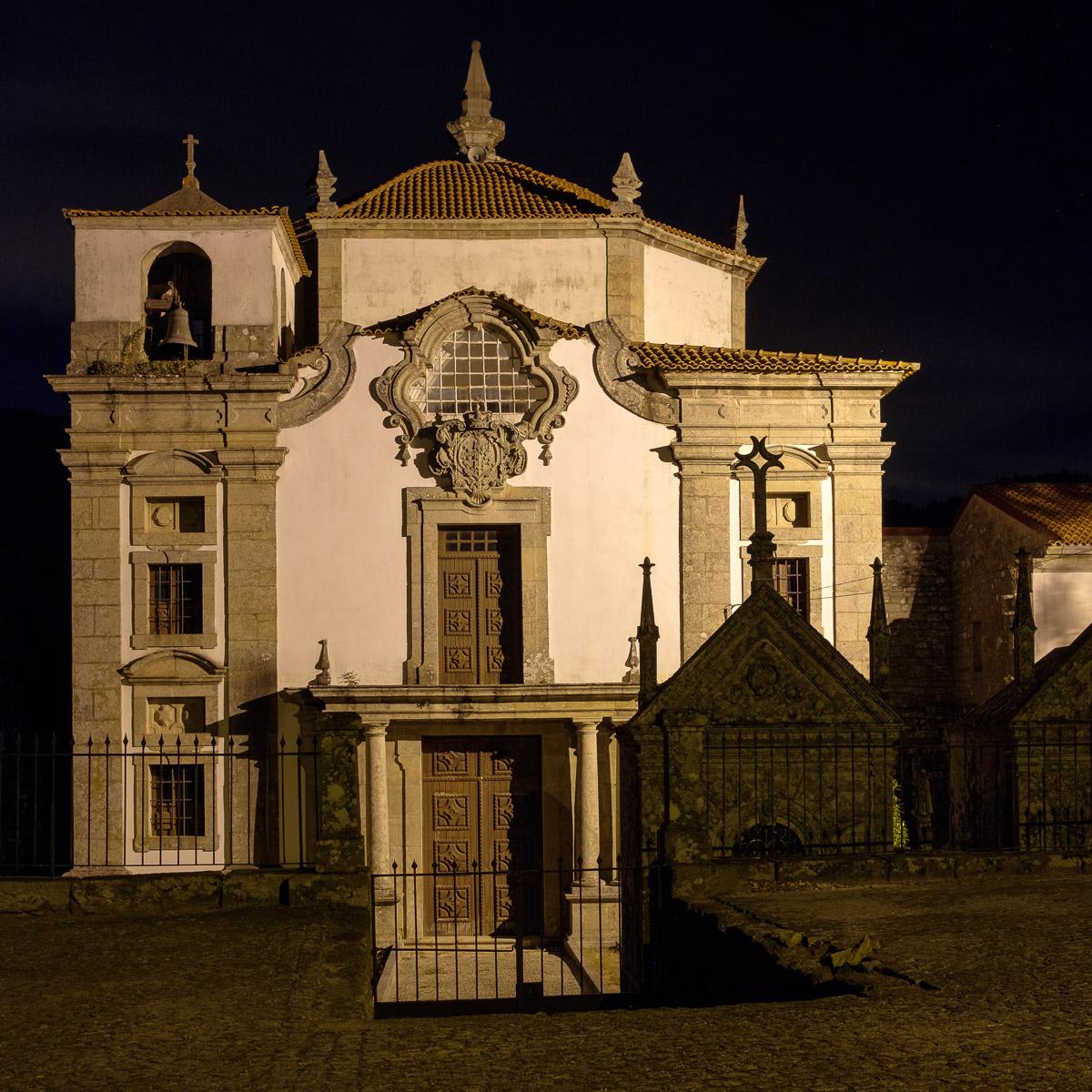 Monastery Sao Cristovao Lafoes