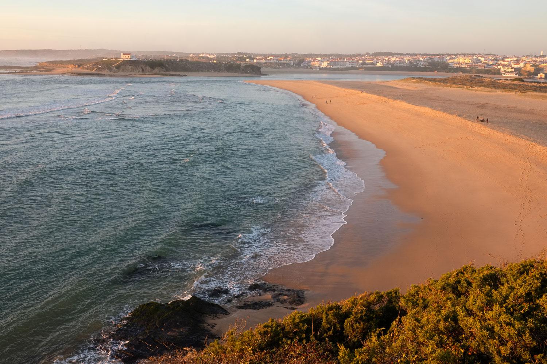 Furnas beach view