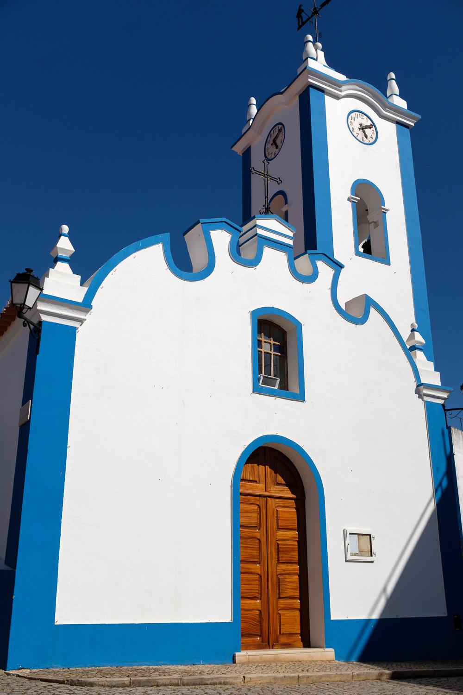 Church of Santa Clara a Velha