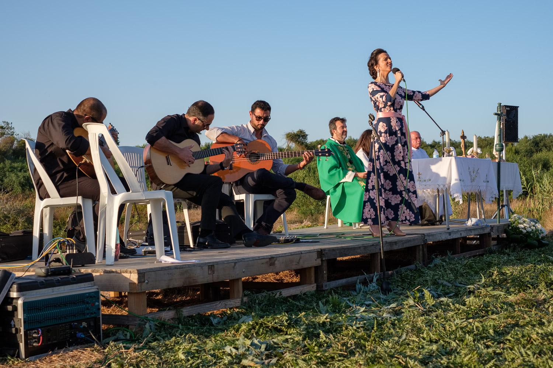 Fado singer Ana Valadas