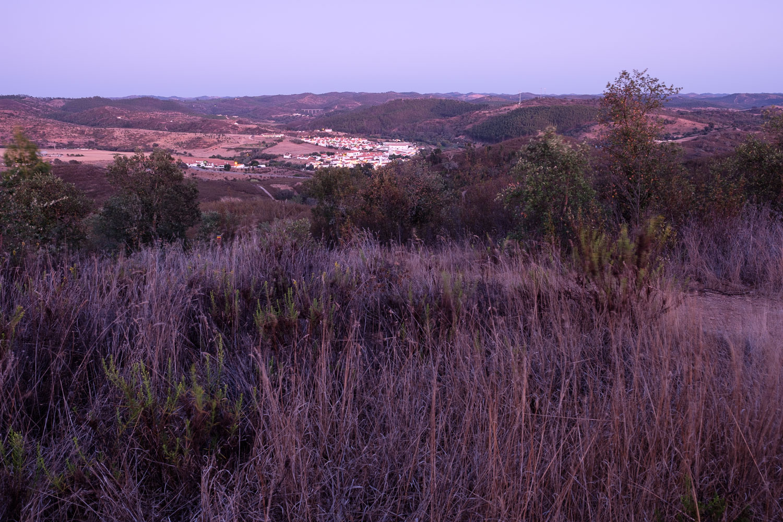 Dusk over Santa Clara a Velha